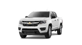 Chevrolet Colorado Fleet