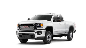 GMC Sierra Fleet